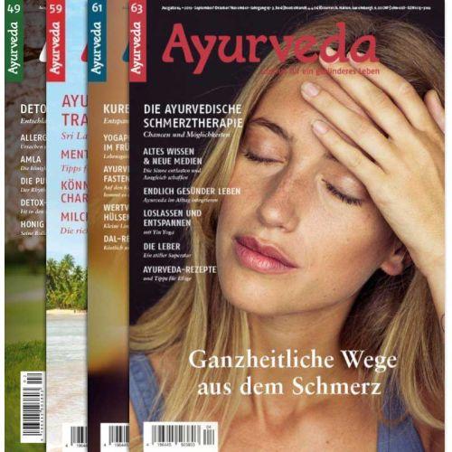 Abonnement Ayurveda Journal